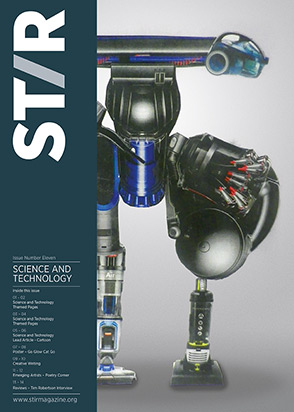Stir Magazine Issue 11 Cover