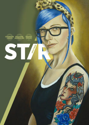 Stir Magazine Issue 3 Cover