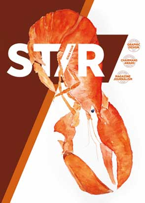 Stir Magazine Issue 4 Cover