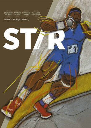 Stir Magazine Issue 7 Cover