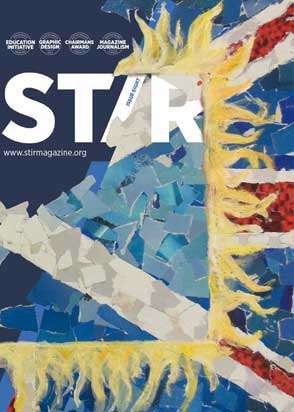 Stir Magazine Issue 8 Cover