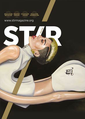 Stir Magazine Issue 9 Cover