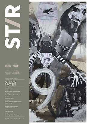 Stir Magazine Issue 12 Cover