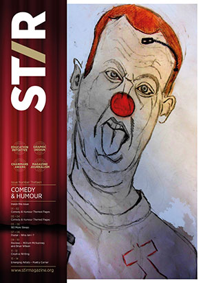 Stir Magazine Issue 13 Cover